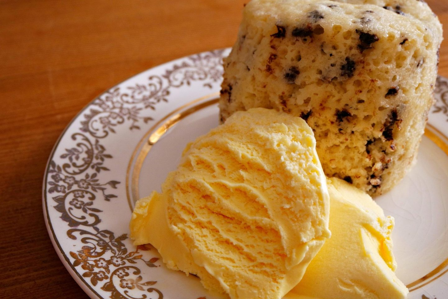 dr oetket chocolate chip cake