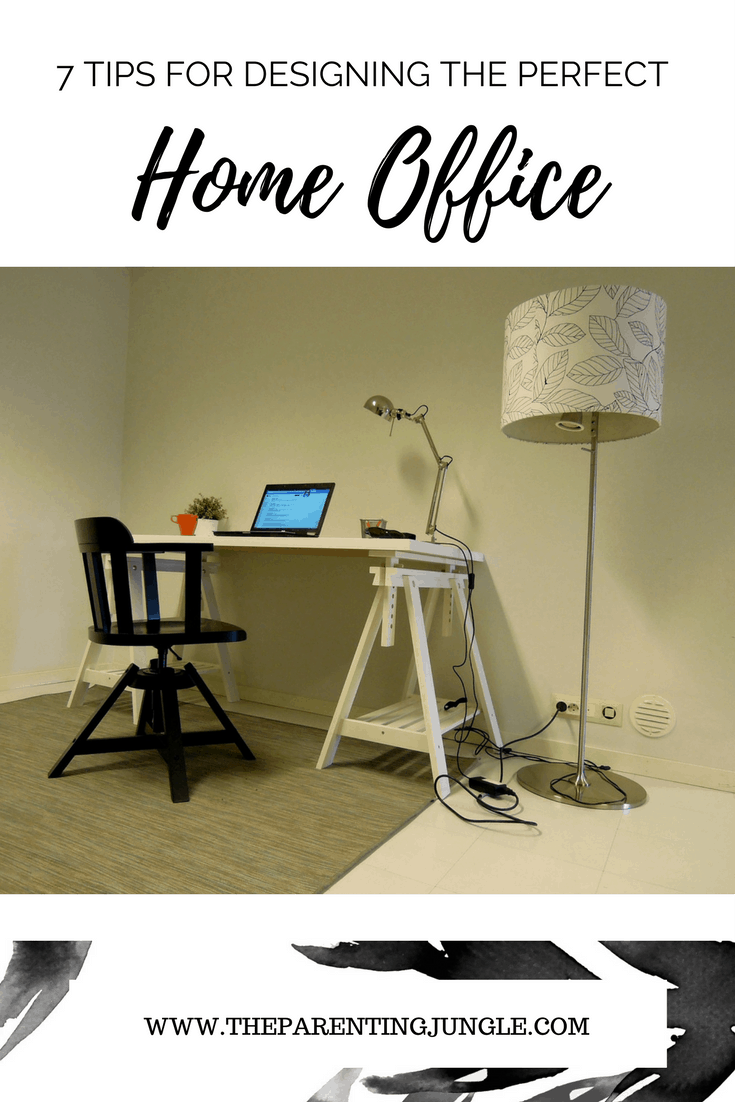 Pinterest home office