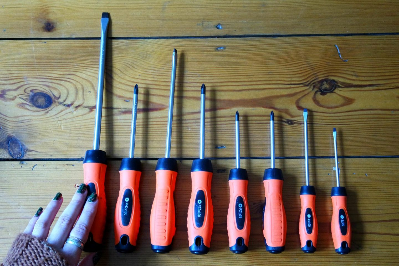 screwdriver tools