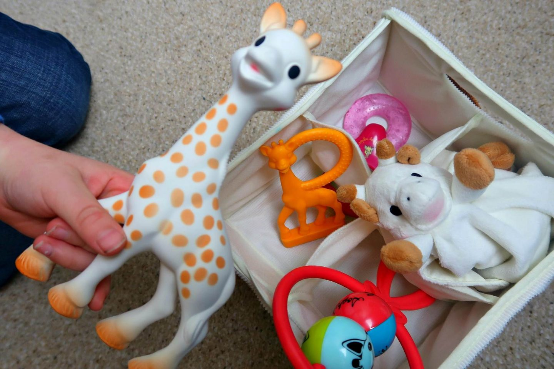 Sophie Newborn baby toys