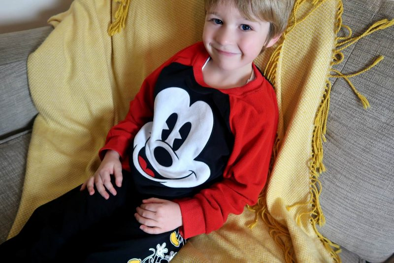 Disney store Mickey pyjamas