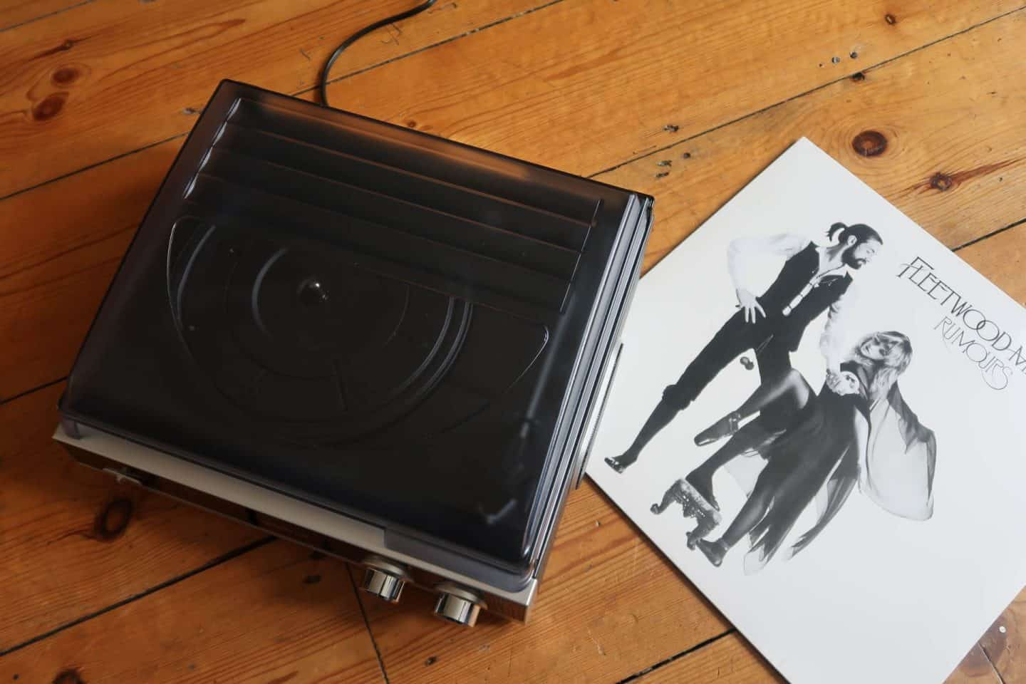 Prezzybox record player gift