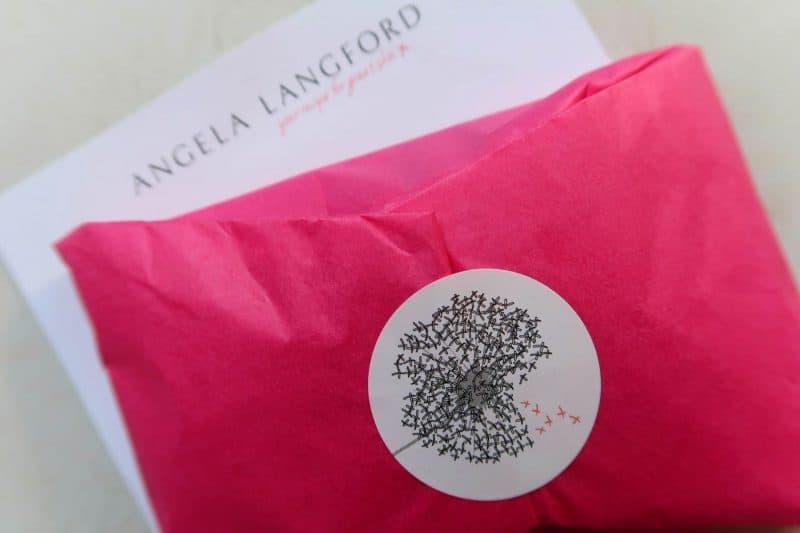 Angela Langford Pink Packaging