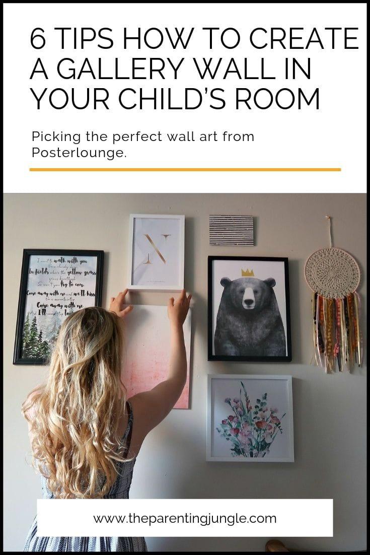 Pinterest Posterlounge wall art