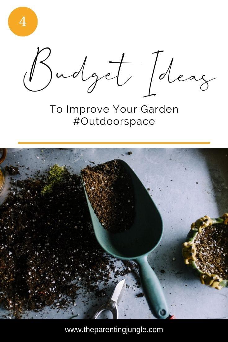 Pinterest Improve your garden pin