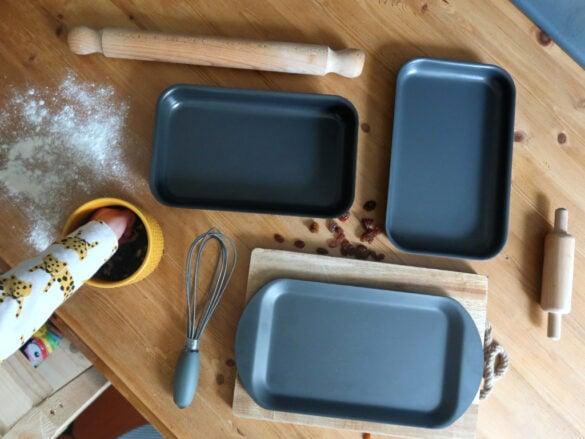 Samuel Groves Mermaid pans for traybakes